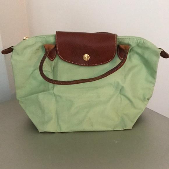Longchamp Bags   Authentic Mini Le Pliage Bag   Poshmark c74ead237b